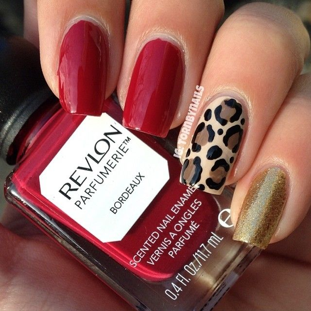 Instagram photo by tornbynails #nail #nails #nailart