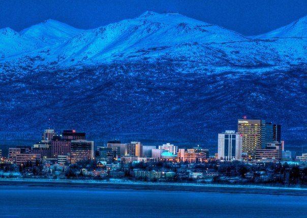 Анкоридж, Аляска