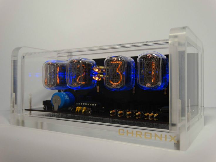 What distinguishes this nixie clock Unlike modern LED or LCD displays, nixie tubes have this unique, mysterious orange glow. Besides timekeeping function, nixie clock could be. This unique nixie clock can also be a great gift for any steampunk or retro enthusiast.   eBay!