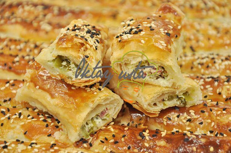 Peynirli Rulo Börek | Oktay Usta [ Resmi Web Sitesi ]