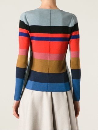 Sonia By Sonia Rykiel striped sweater