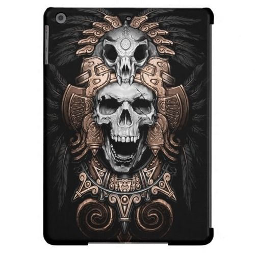 Vintage Day of the Dead Sugar Skull iPad Air Cover