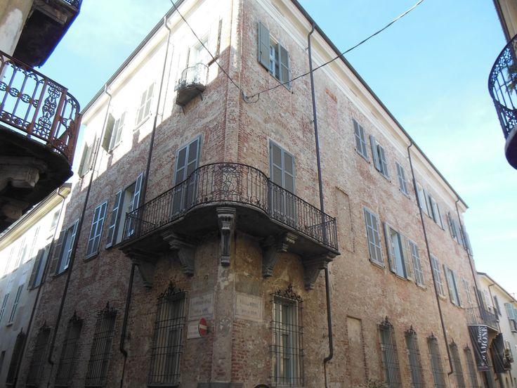 Cuneo e dintorni: Palazzo Samone