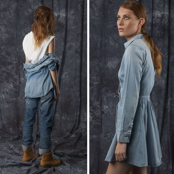 www.jeans.pl #jeans #jeanspl #leviscollection #levis #levisstrauss #denim #shirt #dress #blue #newproduct #newcollection #ss15 #spring #spring15 #onlinestore #online #store