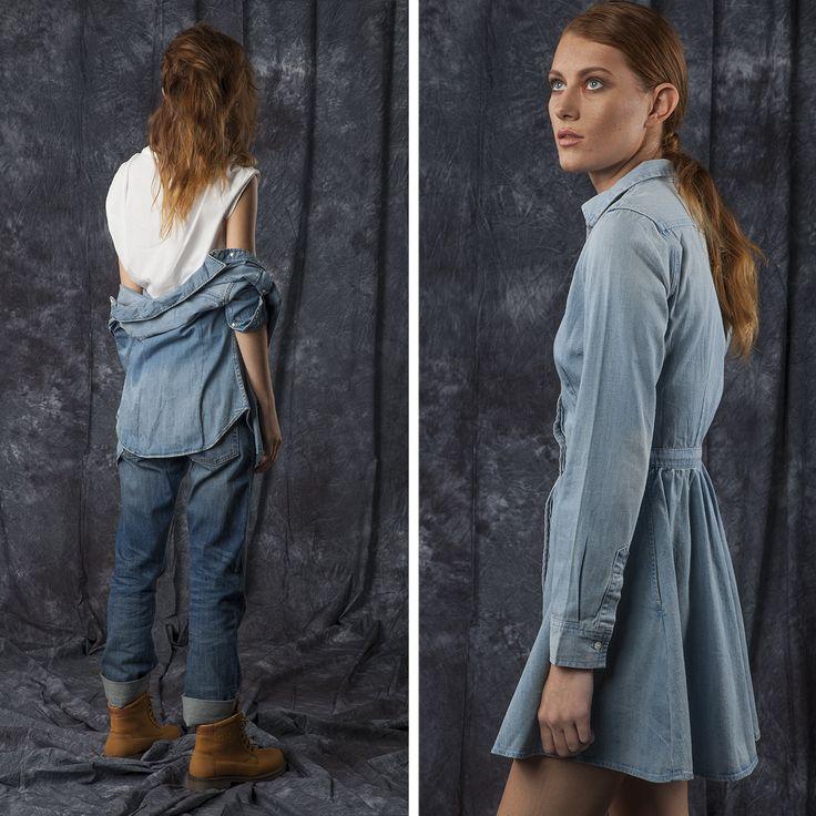 www.jeansshop.com #jeans #jeansshop #leviscollection #levis #levisstrauss #denim #shirt #dress #blue #newproduct #newcollection #ss15 #spring #spring15 #onlinestore #online #store
