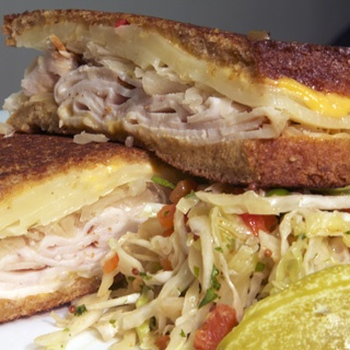 Turkey Reuben | Favorite Recipes | Pinterest