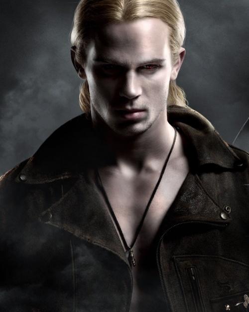 James Bad Vampire (Twilight)   Long haired guys, always ...