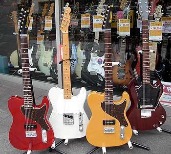 1ピックアップギターの深遠 | ロック弦な日々