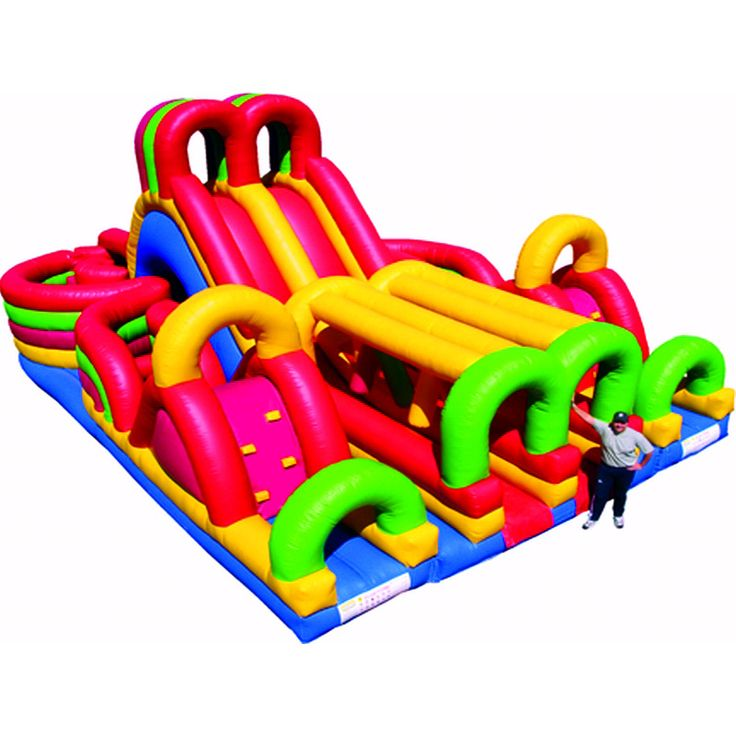 How To Buy Low-price And Best Adrenaline Maze Bouncy House? Our Provide Commercial Bounce House, Discount Water Slide, Cheap Bouncy Games In Sale Inflatables Online