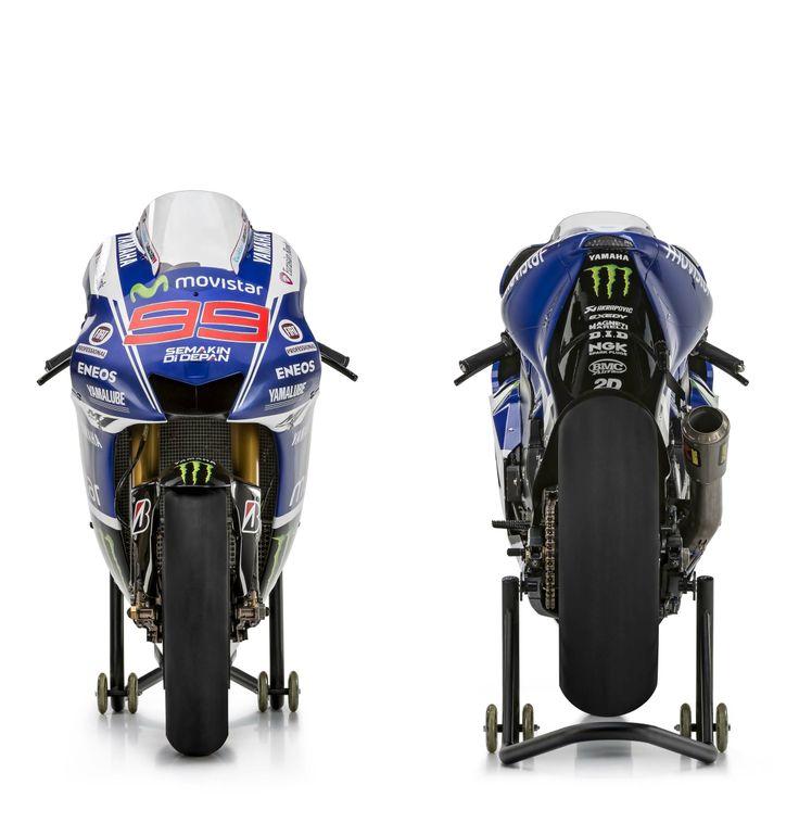 Yamaha YZR-M1 Team Movistar Yamaha 2014