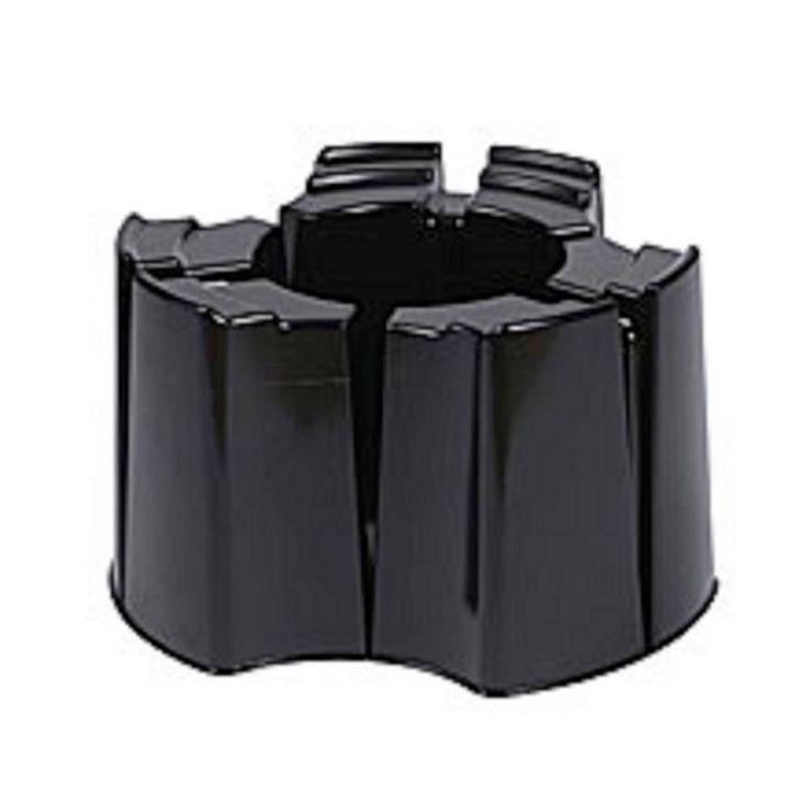 Rain Barrel Stand for 26 in. Base Diameter Barrels, Black