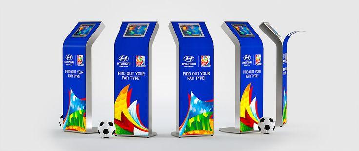 Armodilo AURA - FIFA Women's World Cup + Hyundai