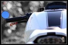 Ducati Monster 1100 EVO Cafe Racer Jejeranium by jejeranium
