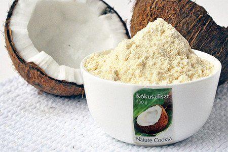 Kókuszliszt 0,5 kg – finom desszertekhez | Napideal