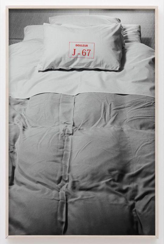 Sophie Calle, Exquisite Pain J-67 (1984)