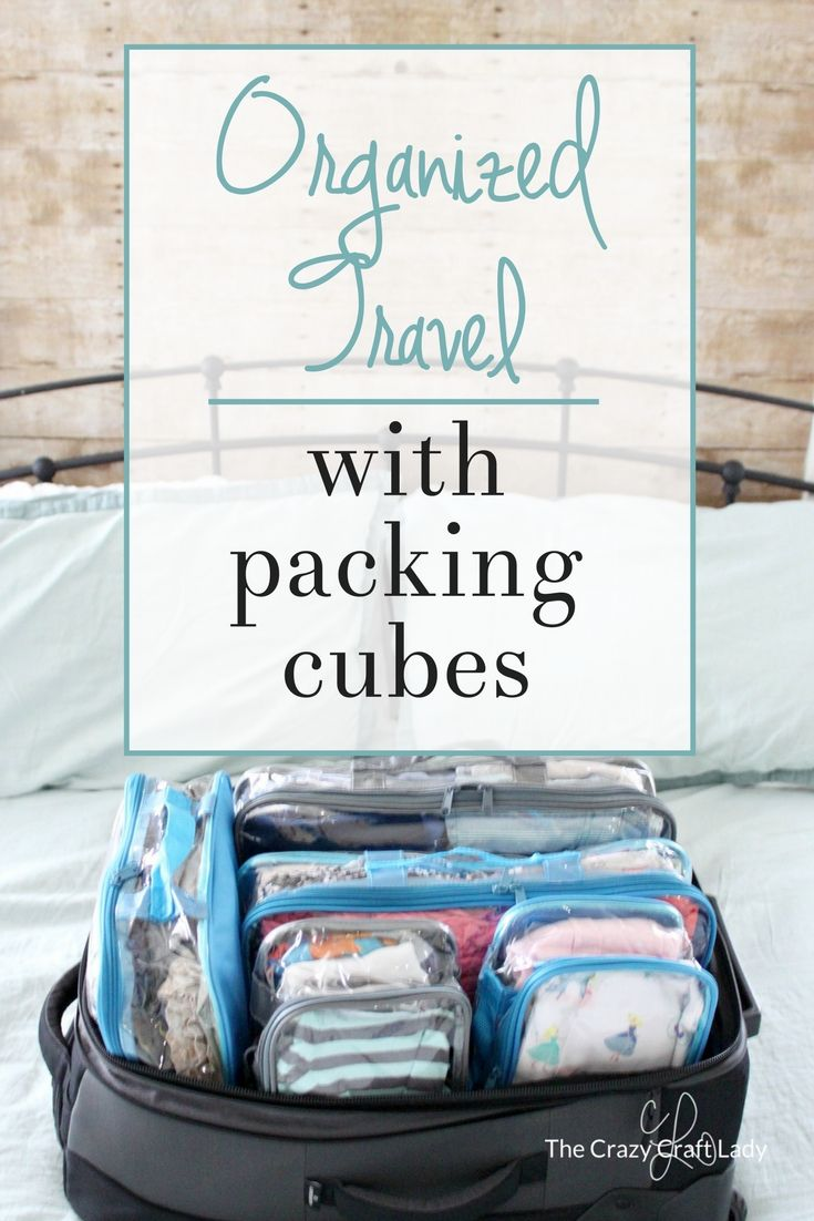 25+ best ideas about Packing Cubes on Pinterest