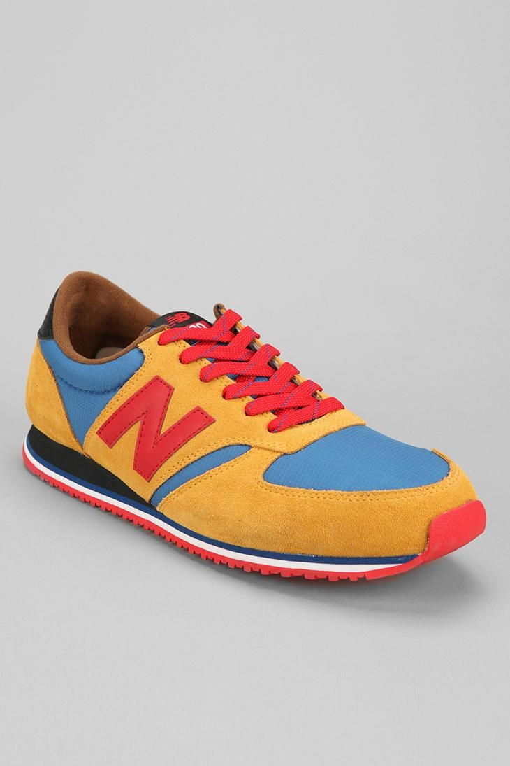 buy cheap reliable New Balance 420 Orange Sporty Sneakers clearance collections buy cheap 2014 discounts online factory outlet online p1nA26nVMZ