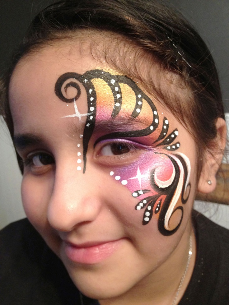 59 best Face Paintings images on Pinterest
