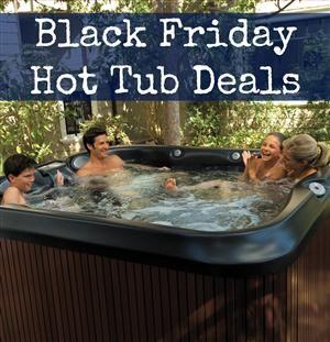 Black friday 2018 hot tub deals