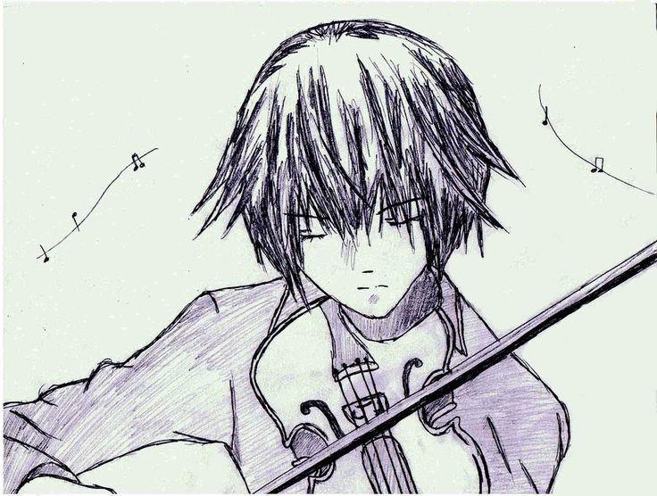 41 best images about Anime Violinist on Pinterest ...