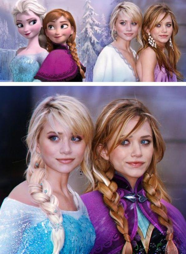 Olsen twins lesbian sex scene