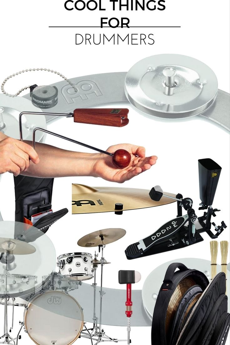 Cool Things and Gifts For Drummers