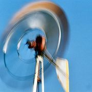 How to Build a Homemade Windmill for Alternative Energy | eHow
