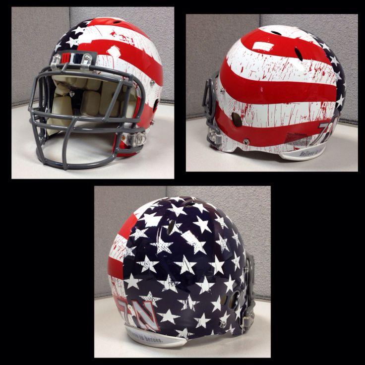 Football Helmet Sticker Designs : Best softball helmets images on pinterest