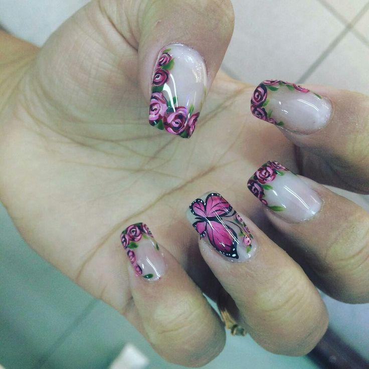 956 best uñas lindas images on Pinterest | Uñas bonitas, Arte de ...