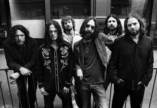 Black Crowes...one of the best bands live.