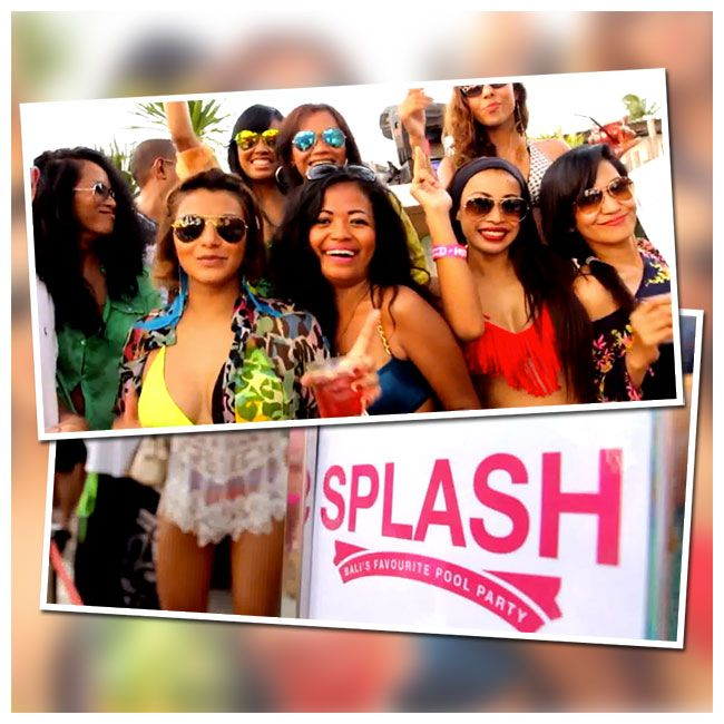 Don't forget SPLASH this Sunday 19th of October 1pm till 7pm. SPLASH August 31st 2014 Seriously we LOVE SPLASH...and August was huge. 3rd Sunday of every month from March through till October.. its Bali's favourite pool party. — at Cocoon Beach Club. http://on.fb.me/1w5xIEH