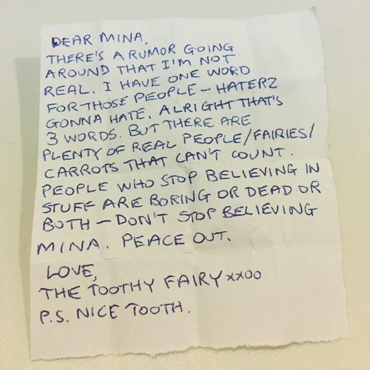 Regarding the Tooth Fairy, Easter Bunny and Santa Claus | Aleem Ali