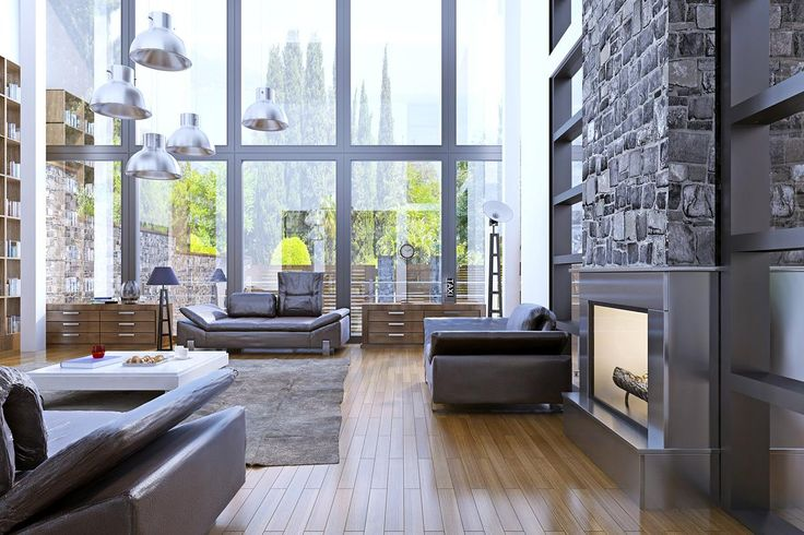Living Rooms  By
