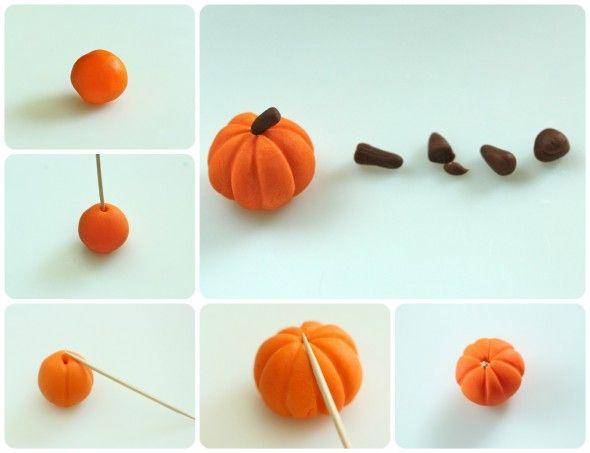 How to: make a Pumpkin Topper.. easy & versatile!