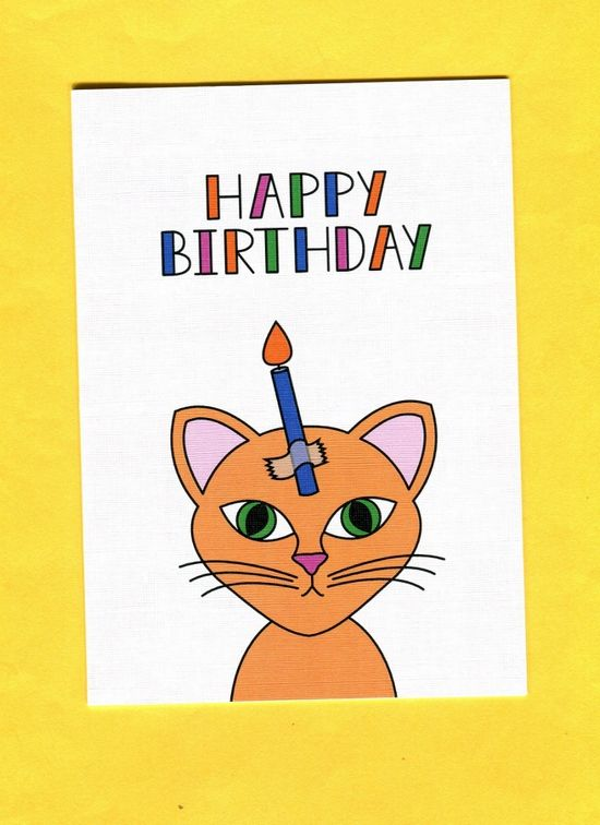 26 best Birthday Cards images – Bean Birthday Card