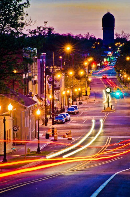Ypsilanti, Michigan - my home town for the past ten years. I like this photo.