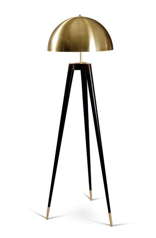 Fife Tripod Floor Lamp