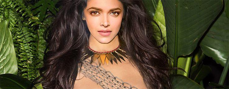 Deepika Padukone nude in jungle