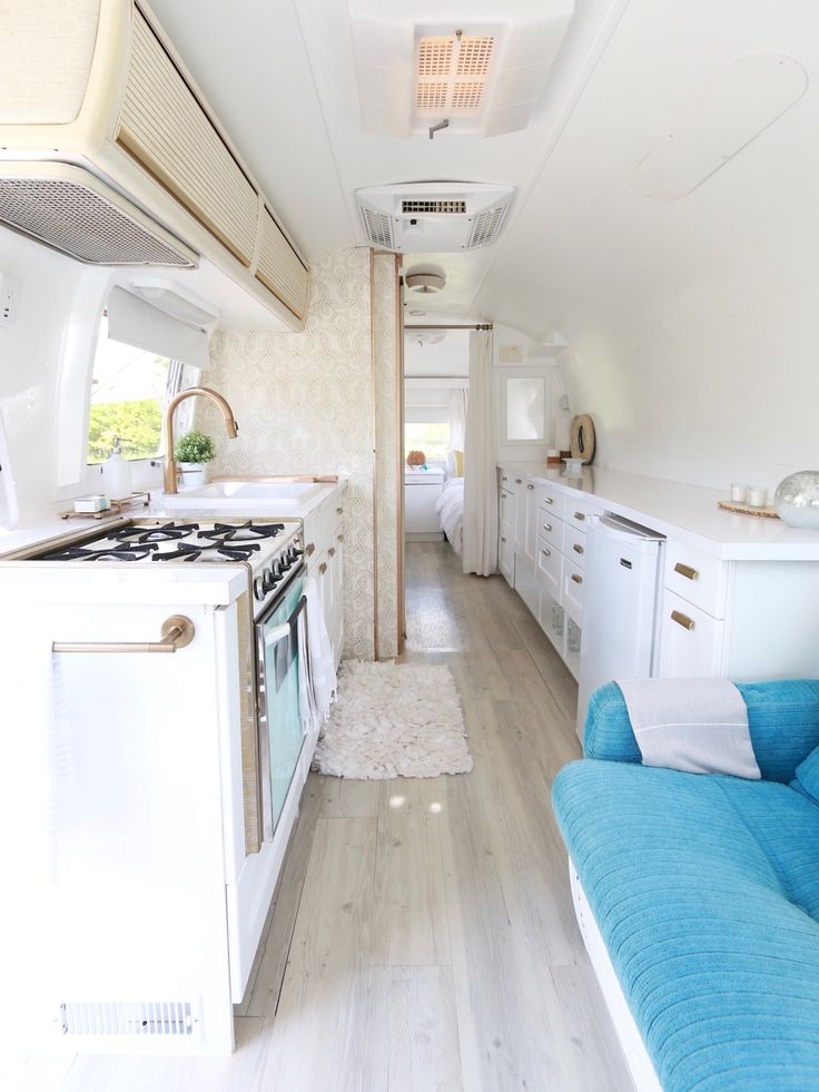 143 best airstream others' remodel pics images on pinterest