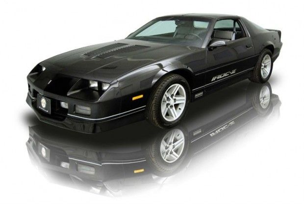 1987 Chevy Camaro IROC Z28 350 TPI V8 (M would be a very happy girl if she got one of these, LOL)