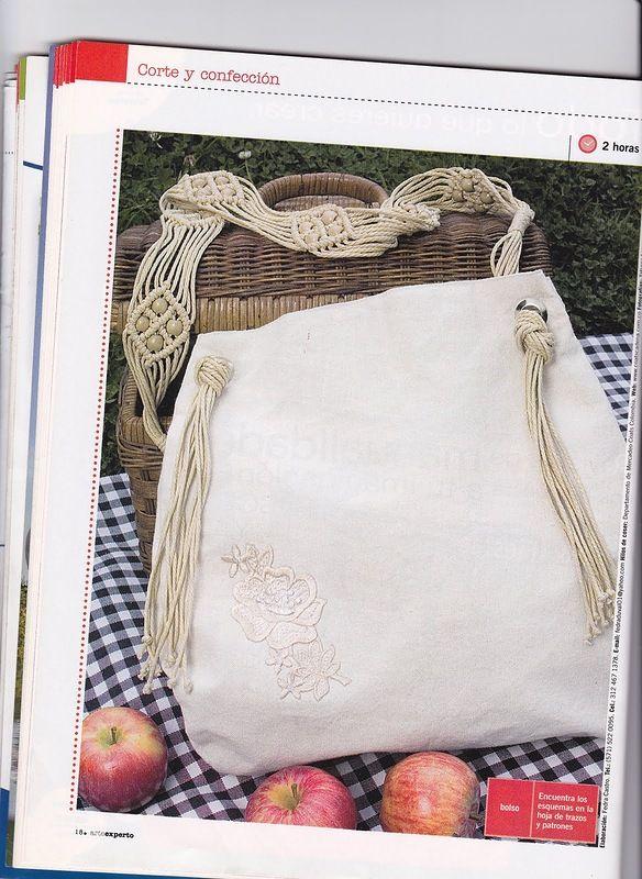 Журнал: Bolsos - Arte Experto 30 (шьём летние сумки) - Подруга иголка, шитье и пэчворк - ТВОРЧЕСТВО РУК - Каталог статей - ЛИНИИ ЖИЗНИ