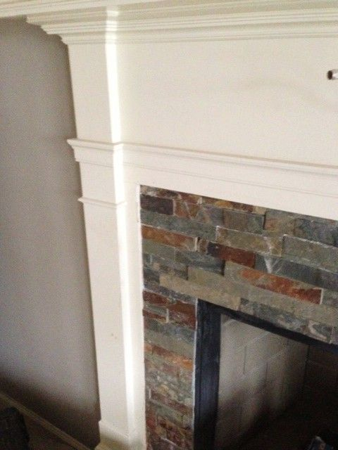 Stone On Fireplace 20 best master bedroom redo images on pinterest | fireplace ideas