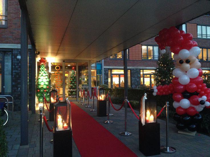 Kerst met ballonnen - De Ballonnenkoning