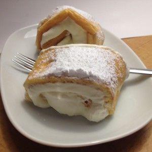 Dukan lemon roll (german recipe)