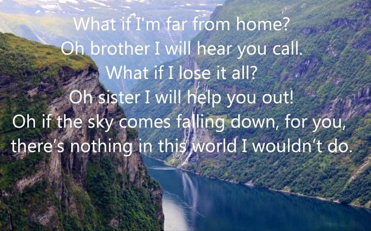 Hey Brother- Avicii