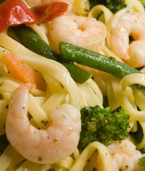 Garlic shrimp spaghetti recipe: Garlic Clove, Shrimp Spaghetti, Healthy Pasta Recipes, Healthy Pastas, Healthy Eating, Spaghetti Recipes, Garlic Shrimp, Healthy Recipes, Shape Magazines