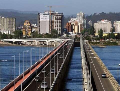Vista panorámica de Concepción.