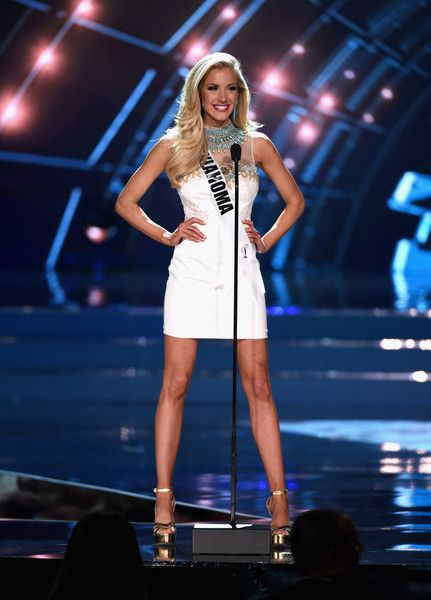 Miss Oklahoma, Taylor Gorton - Every Beautiful Contestant From the 2016 Miss USA Competition - Photos