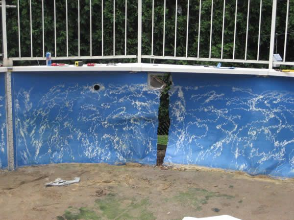 1000 Images About Diy Pools On Pinterest Decks Above
