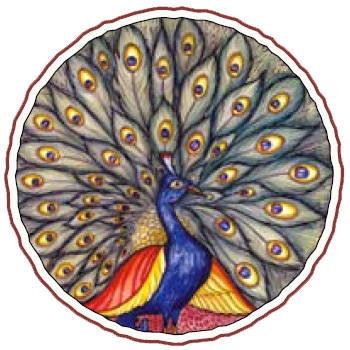 Peacock symbol mayil mayur hindu symbols